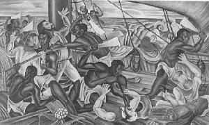 Amistad 1839 Slave Revolt